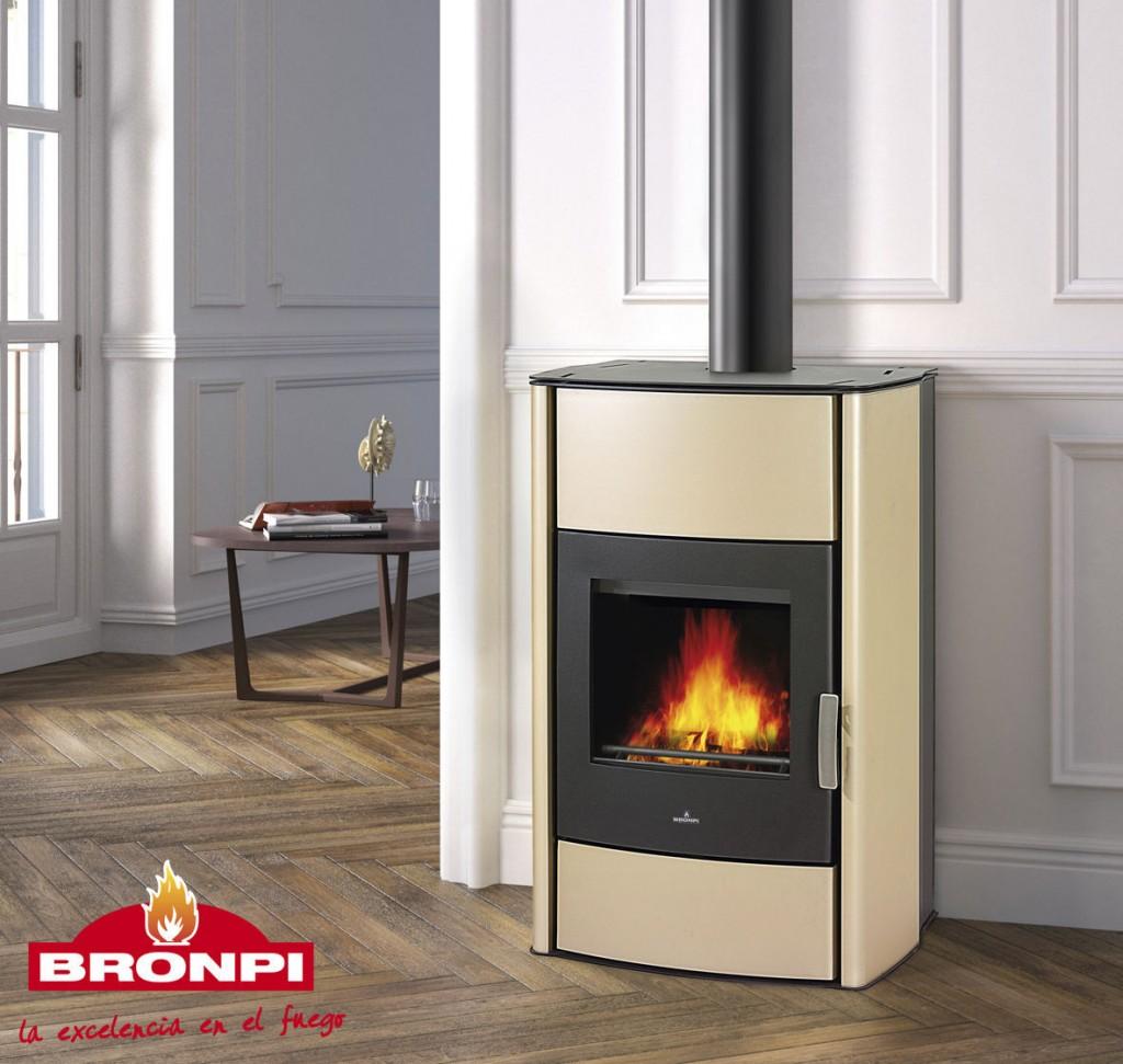 Hydronova, Bronpi: caldaia da interno e esterno