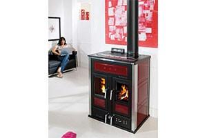 La bottega del fuoco rivenditori di termostufe in valsusa for Termocamini vulcano rivenditori