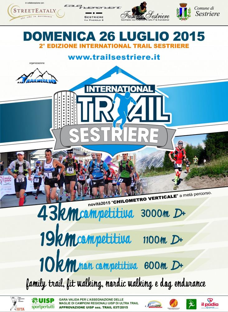 Trail Sestriere 2015