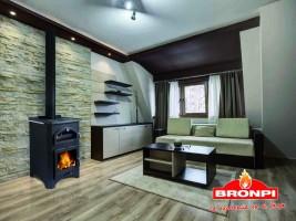 Monza, Bronpi stufe - La bottega del fuoco