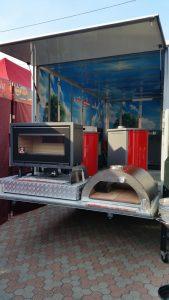 La bottega del fuoco alla fiera di Moncalieri, stufe caldaie e caminetti (Volvera)