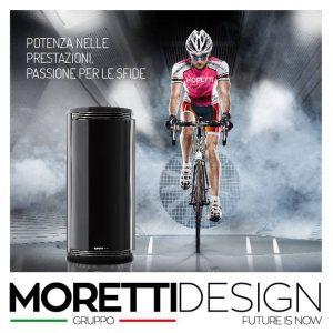 MorettiDesign Giro d'Italia la Bottega del fuoco Volvera