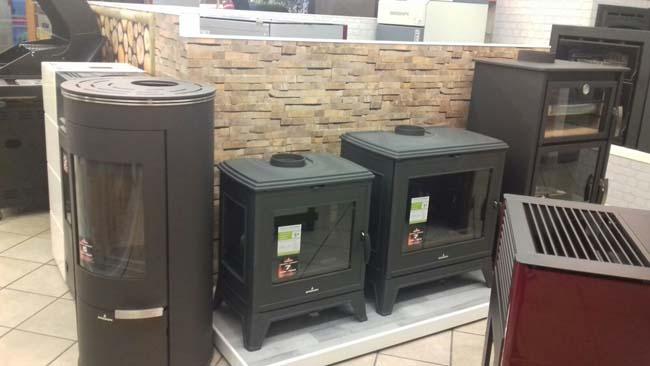 Showroom la bottega del fuoco sede unica di ceriale for Ricambi stufe scan