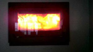 Inserto a legna Bronpi installato ad Alassio - La Bottega del Fuoco