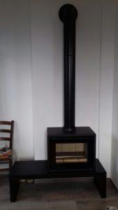 Stufa a legna Stovax - La Bottega del fuoco