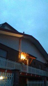 canna fumaria esterna parete doppia a Borghetto (SV)