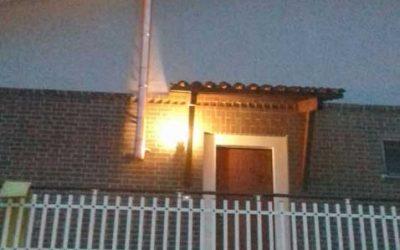 Realizzazione canna fumaria esterna parete doppia