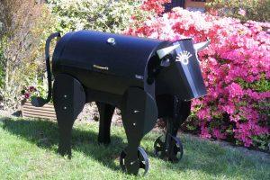 Tecnofire - barbecue mucca carbonella