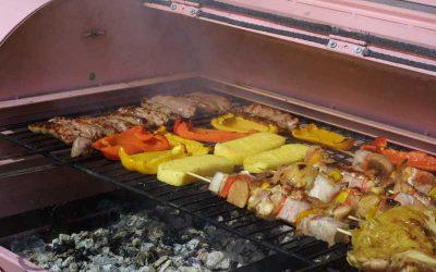 Nuove gamme di barbecue
