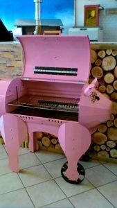 Barbecue carbonella Ceriale provincia di Savona