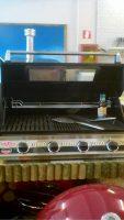 Barbecue gas professionale Liguria