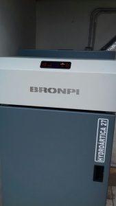 Nuova caldaia Bronpi - La bottega del fuoco Ceriale