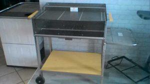 Barbecue carbonella Liguria