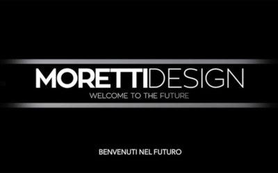 Novità in Moretti Design: garanzia fino a 6 anni