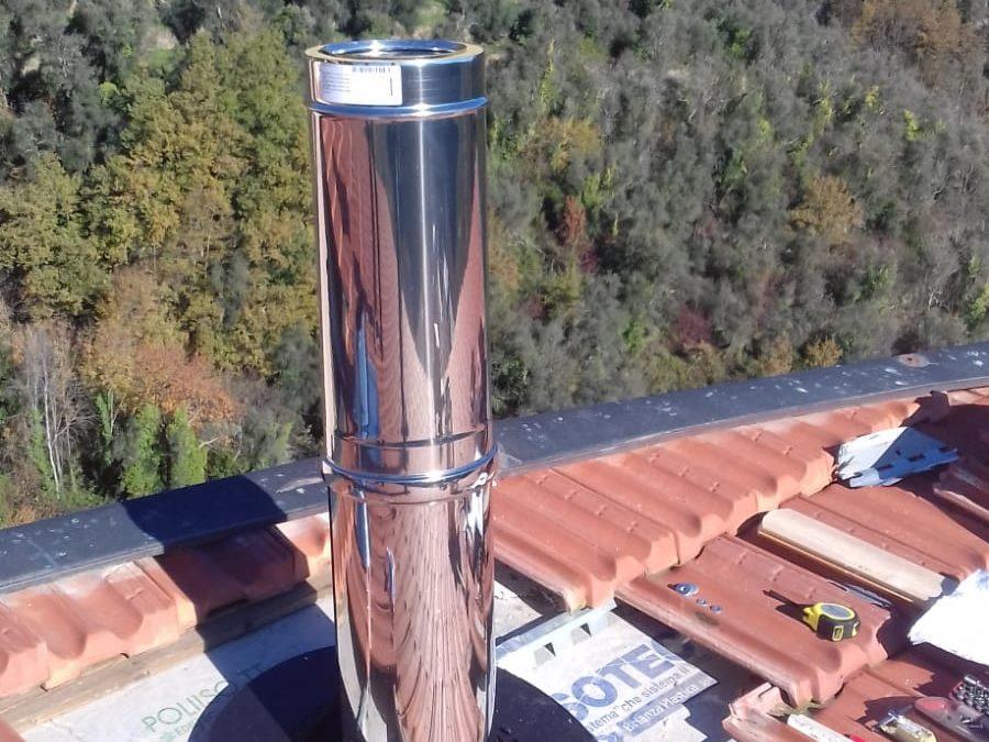 Realizzazione passaggio a tetto