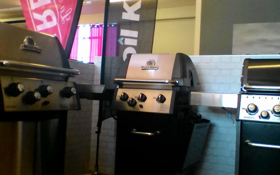 Nuovi barbecue Broil King