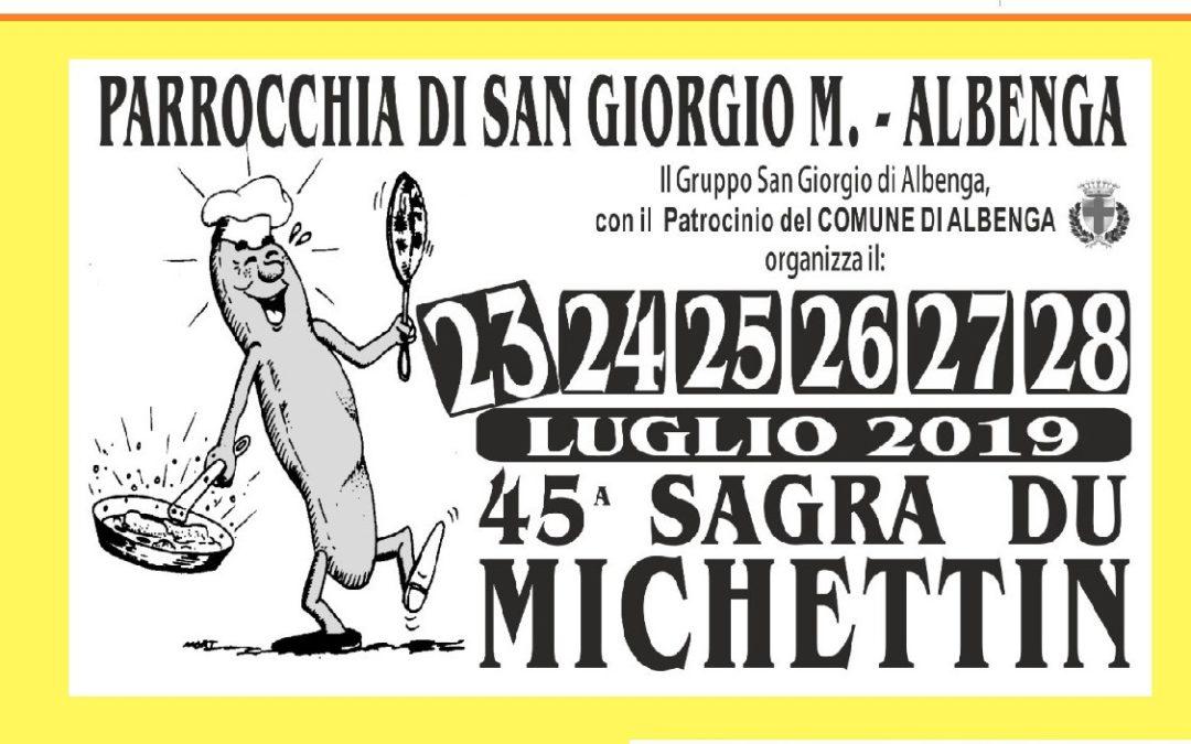 LA BOTTEGA DEL FUOCO ALLA 45ª SAGRA DU MICHETTIN
